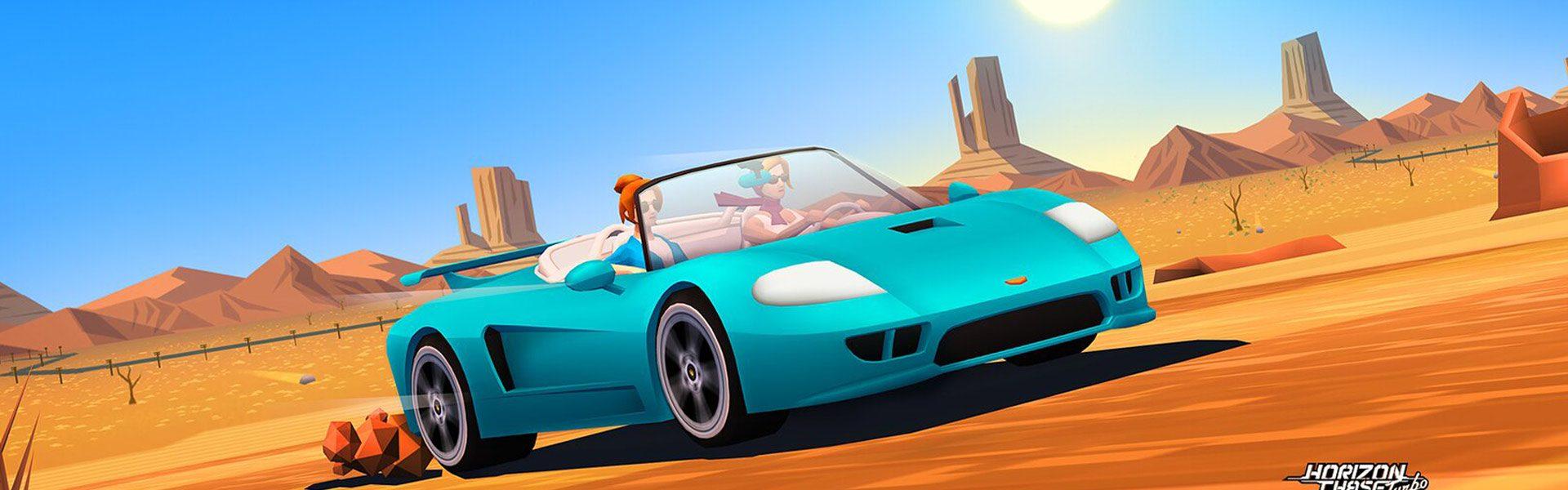 Horizon Chase Turbo: Summer Vibes DLC erscheint heute