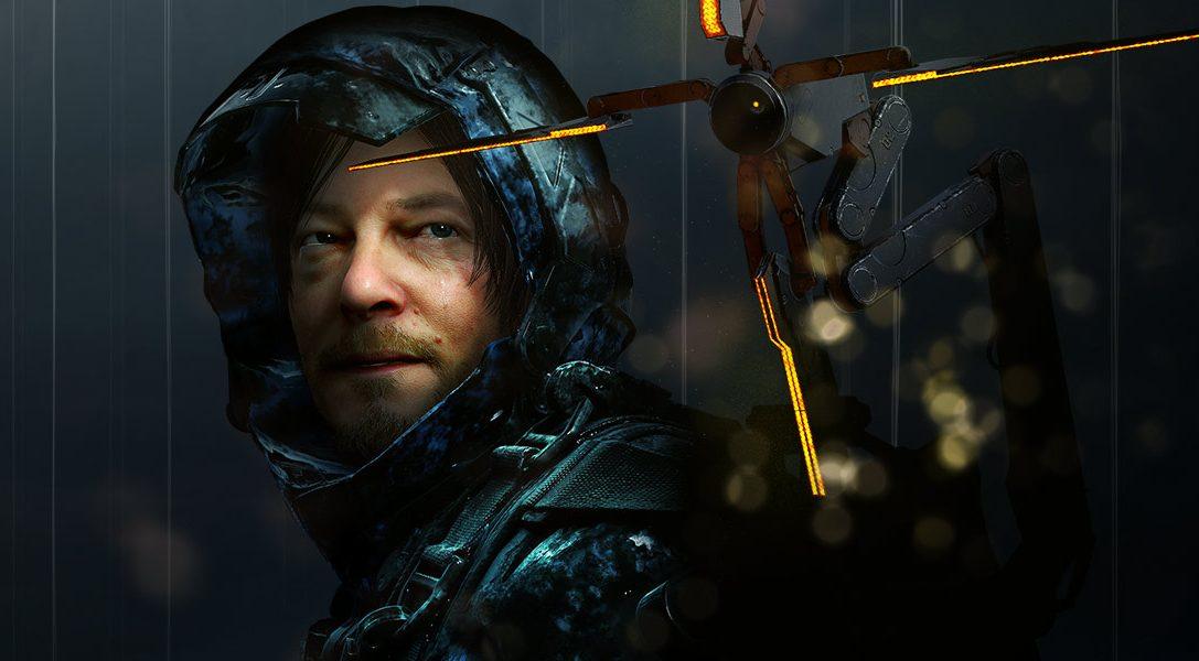 Death Stranding: Hideo Kojima enthüllt auf der Comic-Con in San Diego das Cover-Artwork und mehr