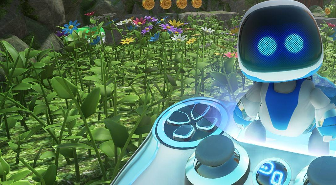 Einst hatte Astro Bot Rescue Mission einen Multiplayer-Modus