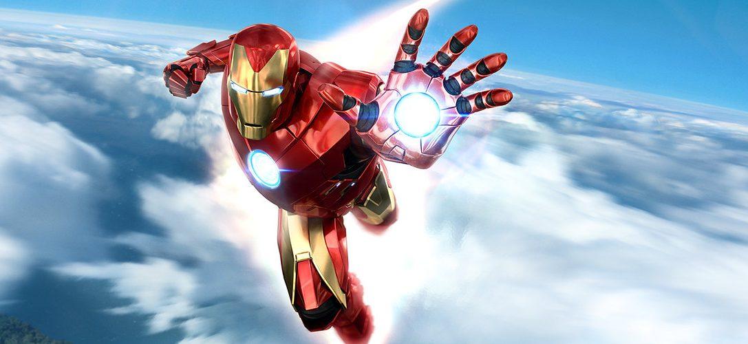 Wie Marvel's Iron Man VR das Fliegen auf den Punkt bringt