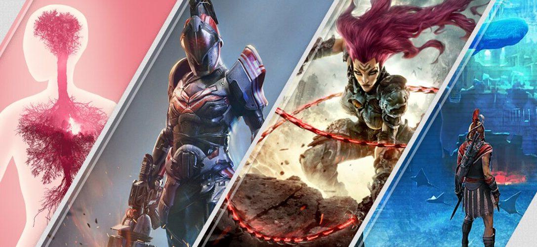 Hier sind die Neuerscheinungen der Woche im PlayStation Store