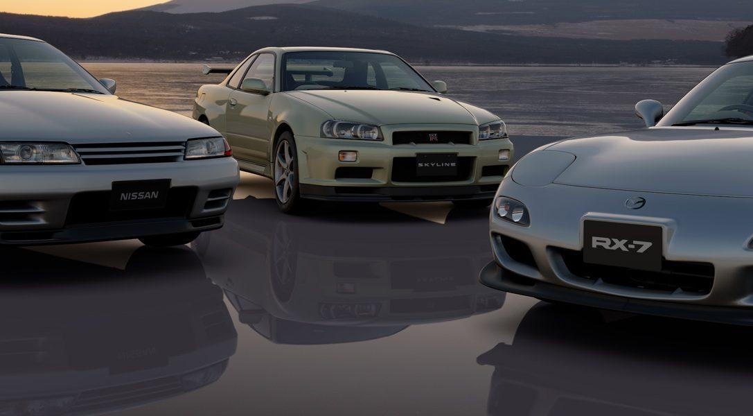 Das Gran Turismo Sport 101