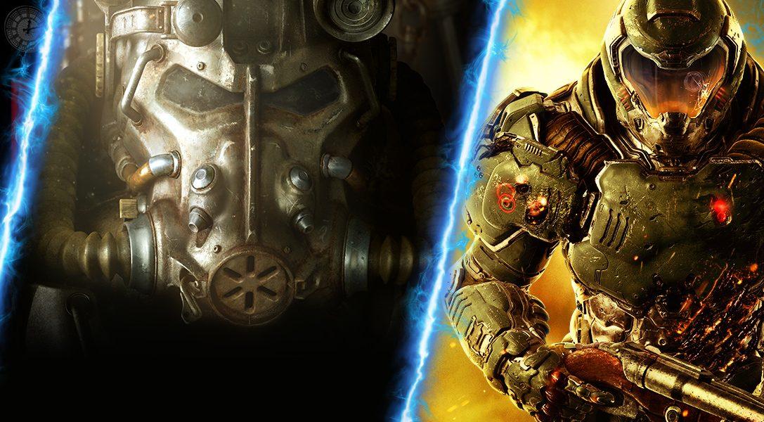 Fallout 4 und Doom sind die Top-Neuzugänge für PS Now im August