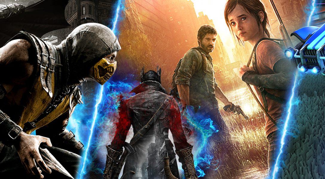 "Findet euer neues Lieblingspiel mit der PlayStation Now ""Collections-Funktion"""