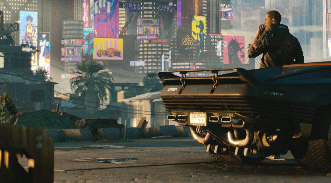 Die gamescom-Demo von Cyberpunk 2077 zeigte hinter verschlossenen Türen mehr Gameplay
