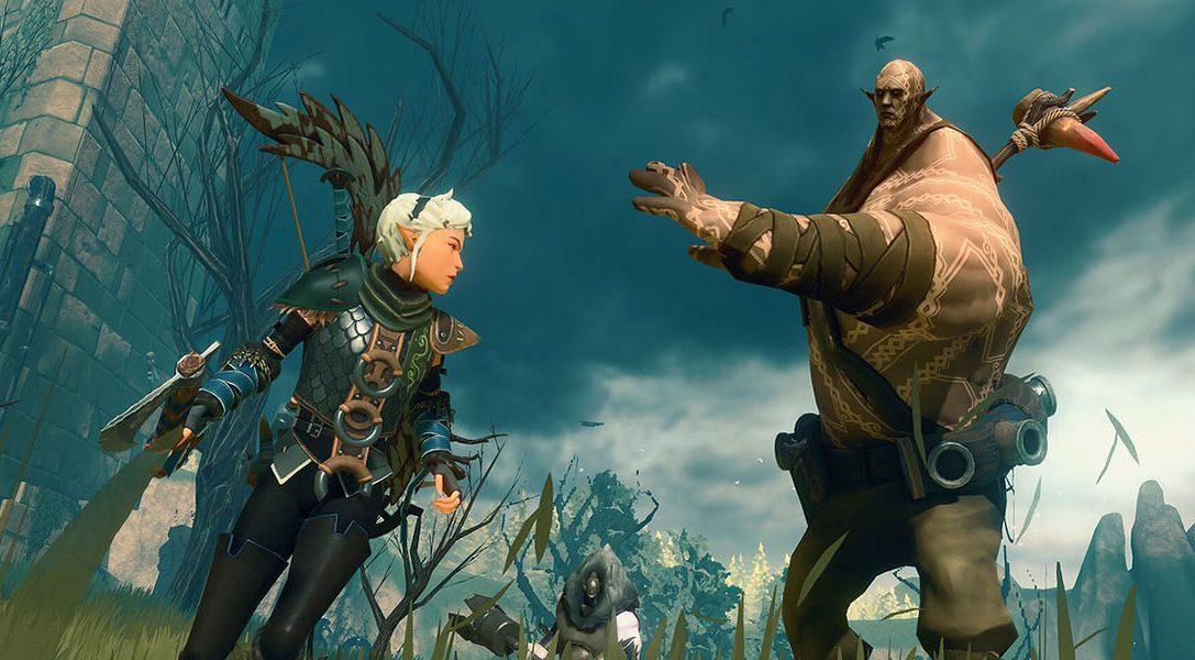 Erscheinungsdatum für das anspruchsvolle Action-RPG Decay of Logos steht fest