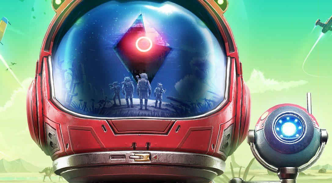 No Man's Sky Beyond erhält nächsten Monat einen physischen Release auf PS4