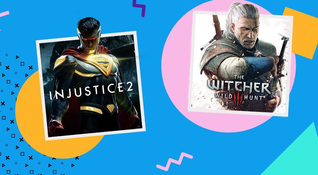 Ab heute neue PlayStation Store-Rabatte – bis zu 65 % Rabatt auf PS4-Spiele