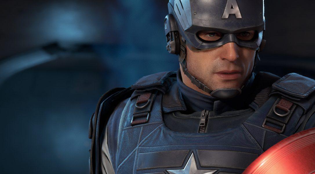 Marvel's Avengers: A-Day-Prolog – Gameplay-Aufnahmen