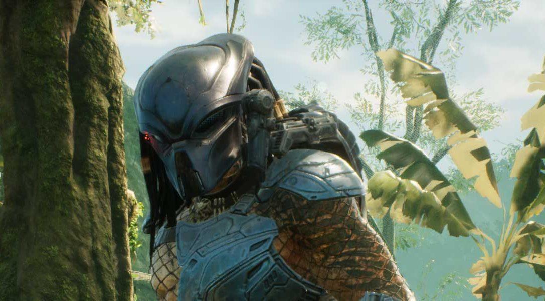 Auf der Gamescom 2019 gibt es neue Original-Spielgrafik zu Predator: Hunting Grounds zu sehen