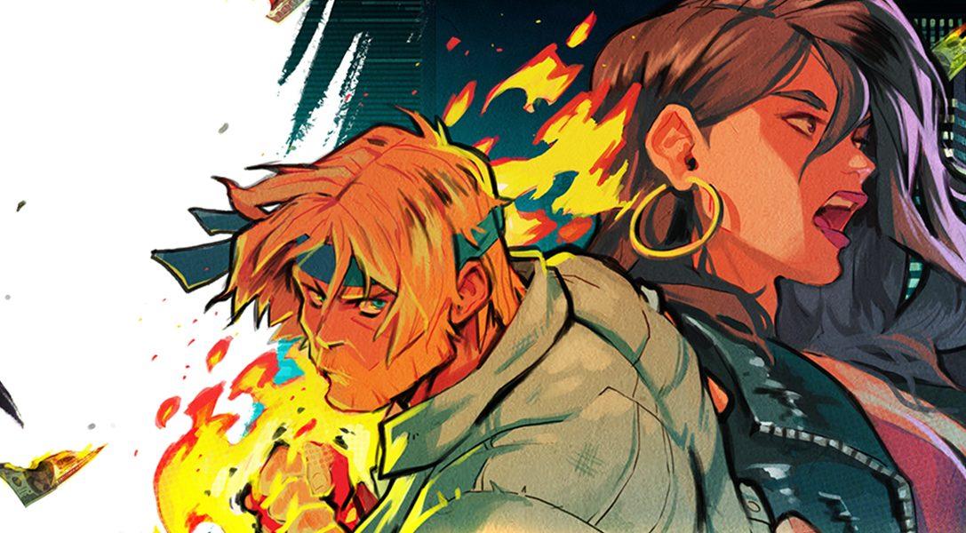 Streets of Rage 4: Neuer spielbarer Charakter auf der gamescom enthüllt