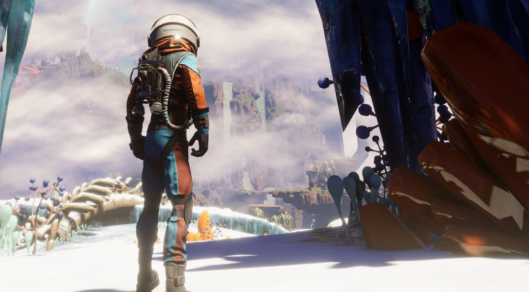 Journey to the Savage Planet hebt am 28. Januar auf PS4 ab