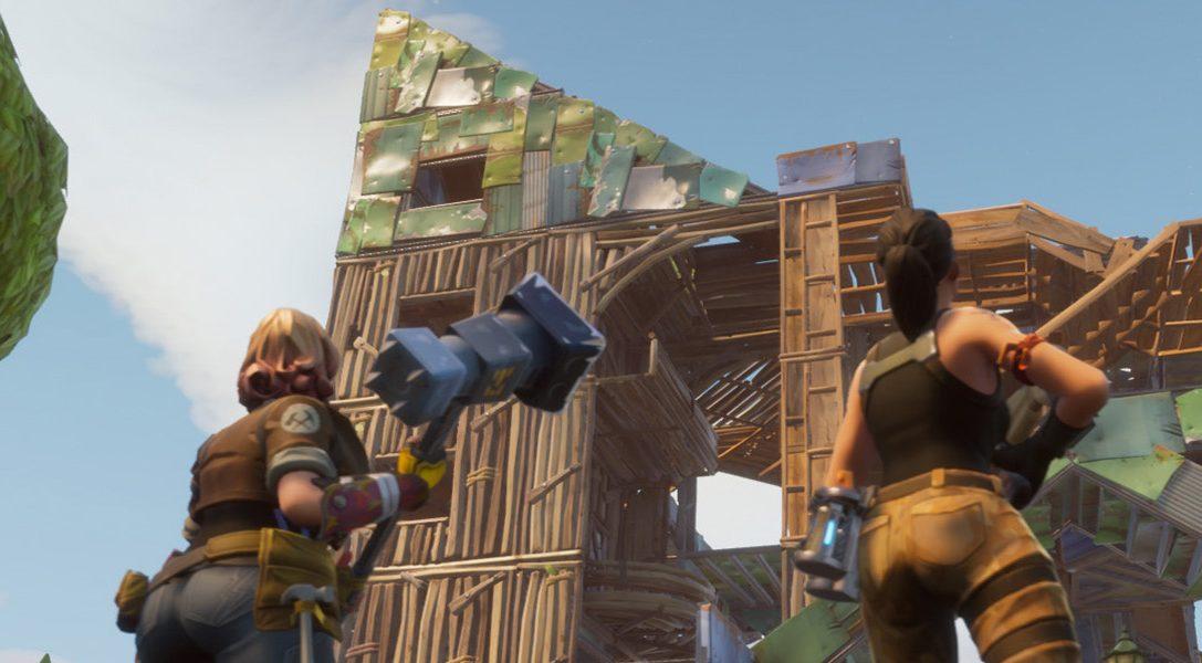 Fortnite – Besser bauen im Battle Royale