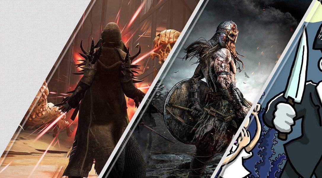 Das sind eure Neuerscheinungen der Woche im PlayStation Store