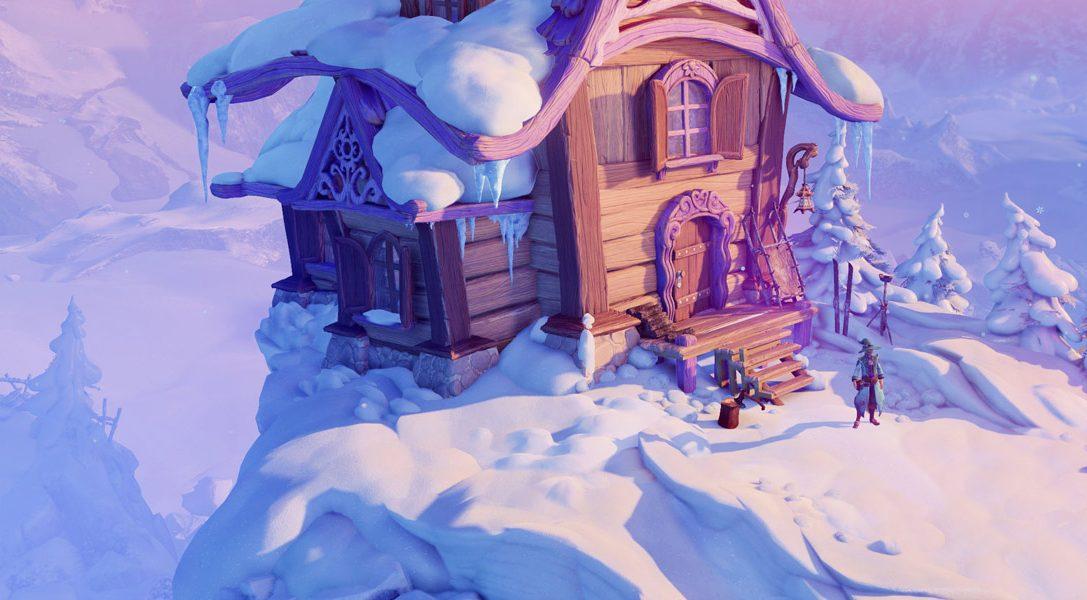 Trefft die Helden von Trine 4, erscheint am 8. Oktober auf PS4