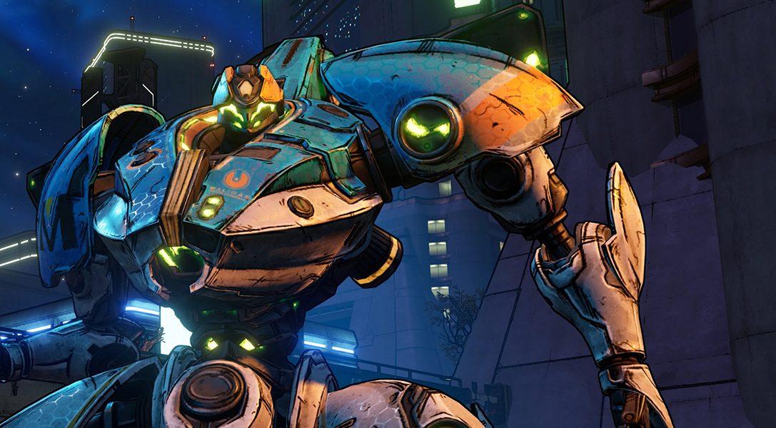 Hinter den Kulissen: Wie Gearbox Borderlands 3 für PS4 und PS4 Pro umgesetzt hat