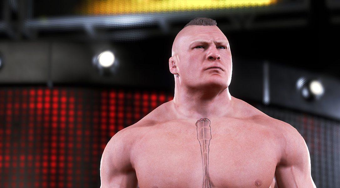 Bei WWE 2K20 dreht sich alles um Premieren, erscheint am 22. Oktober auf PS4