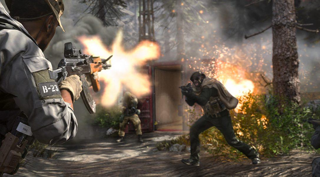 Erste Einblicke in den spannenden, verbesserten Multiplayer-Modus von Call of Duty: Modern Warfare