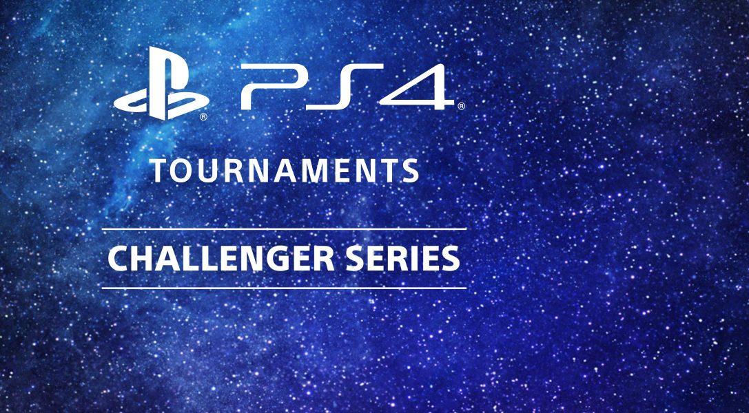 PS4 Tournaments: Challenger Series startet nächste Woche!