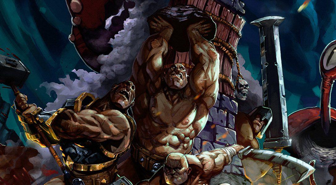 Kämpft noch dieses Jahr im urkomischen Gladiatorensimulator Gorn um Ruhm und Ehre auf PSVR
