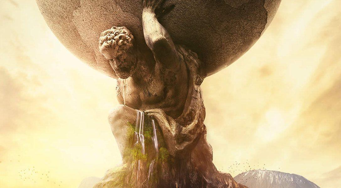 Der rundenbasierte Strategie-Simulator Civilization VI erscheint im November auf PS4