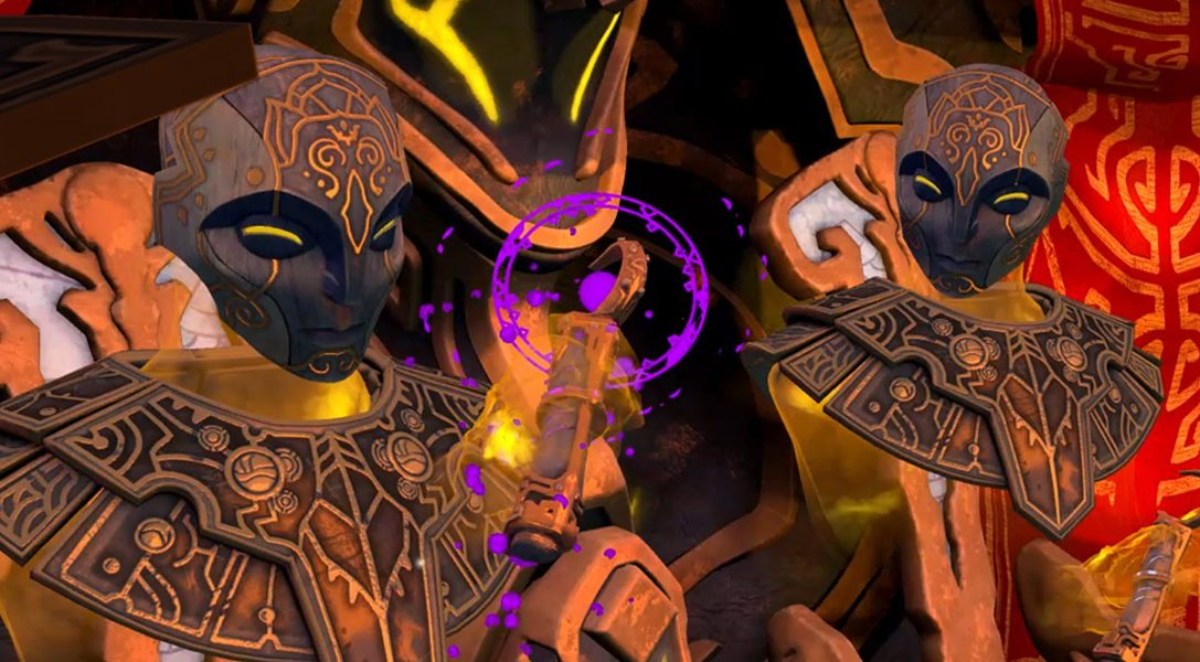 Stardust Odyssey – Ein Ausflug in eine Sci-Fi Fantasiewelt auf PlayStation VR