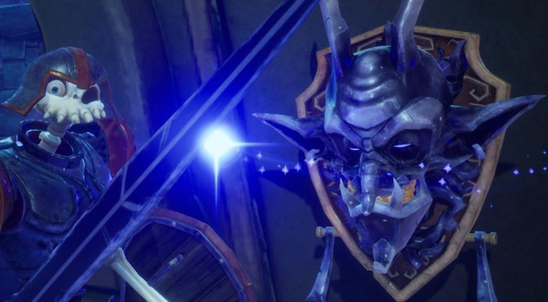 Die PS4-Demo von MediEvil erscheint heute im PlayStation Store