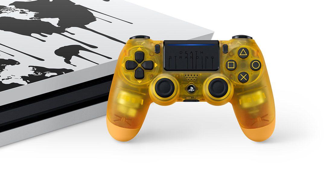 Wir präsentieren das Limited Edition DEATH STRANDING PS4 Pro-Paket