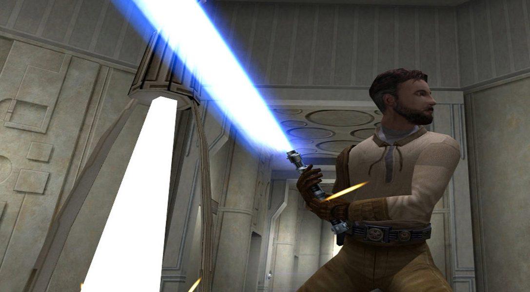 Star Wars Jedi Knight II: Jedi Outcast erhält PS4-Trophäen