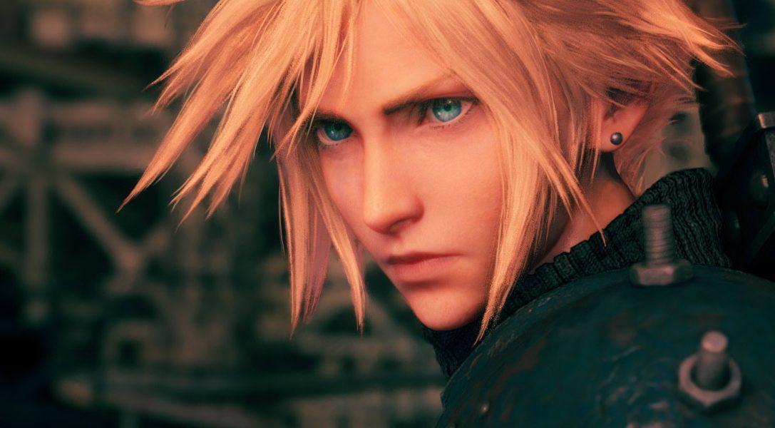 Box Art für Final Fantasy VII Remake enthüllt