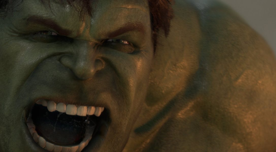 Marvel's Avengers: Wie Crystal Dynamics das ultimative Superhelden-Team entwickelt