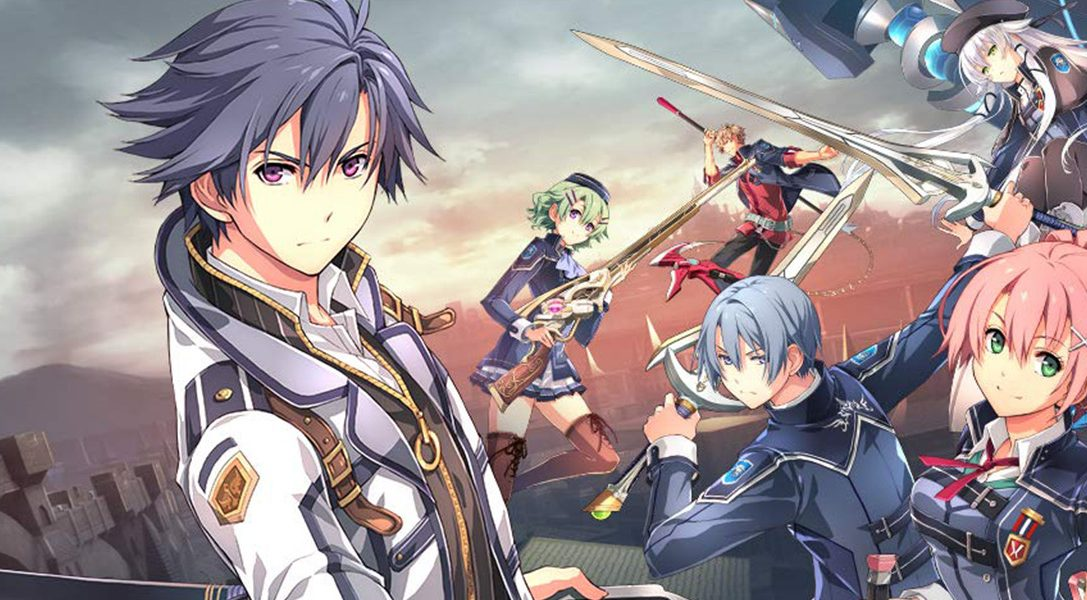 The Legend of Heroes: Trails of Cold Steel III-Demo ab heute erhältlich