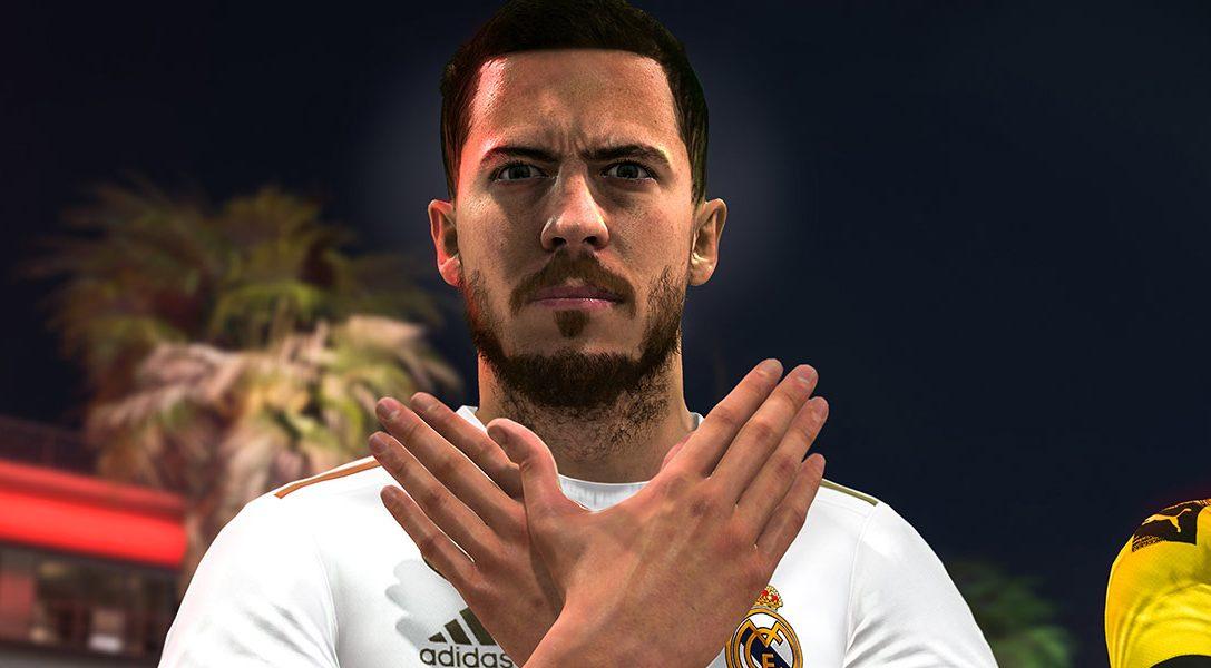FIFA 20 ist jetzt für PS4 erhältlich