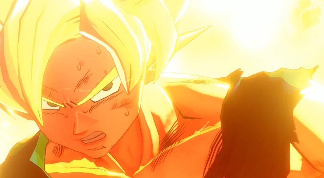 Dragon Ball Z: Kakarot stürmt am 17. Januar auf PS4