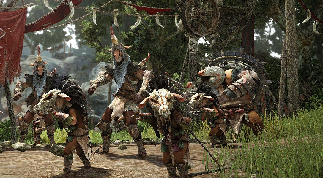 Das erste Update von Black Desert bringt diese Woche neue Klassen und PvP-Modi ins MMORPG