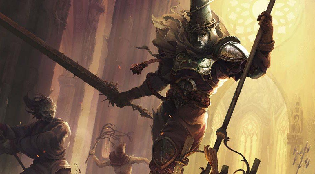 Action-Plattformer Blasphemous landet morgen auf PS4