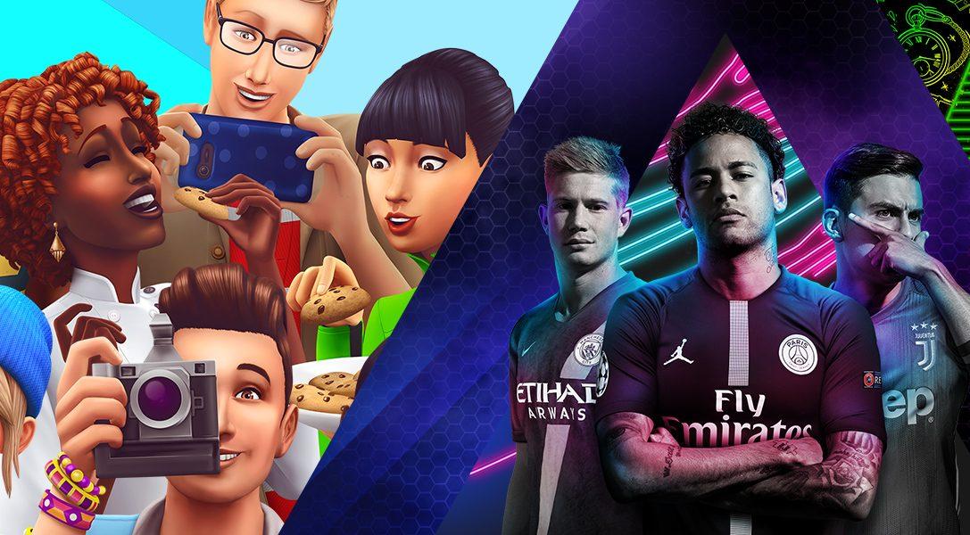 Ab heute neue Rabatte im PlayStation Store – spart bis zu 70 % bei EA-Spielen