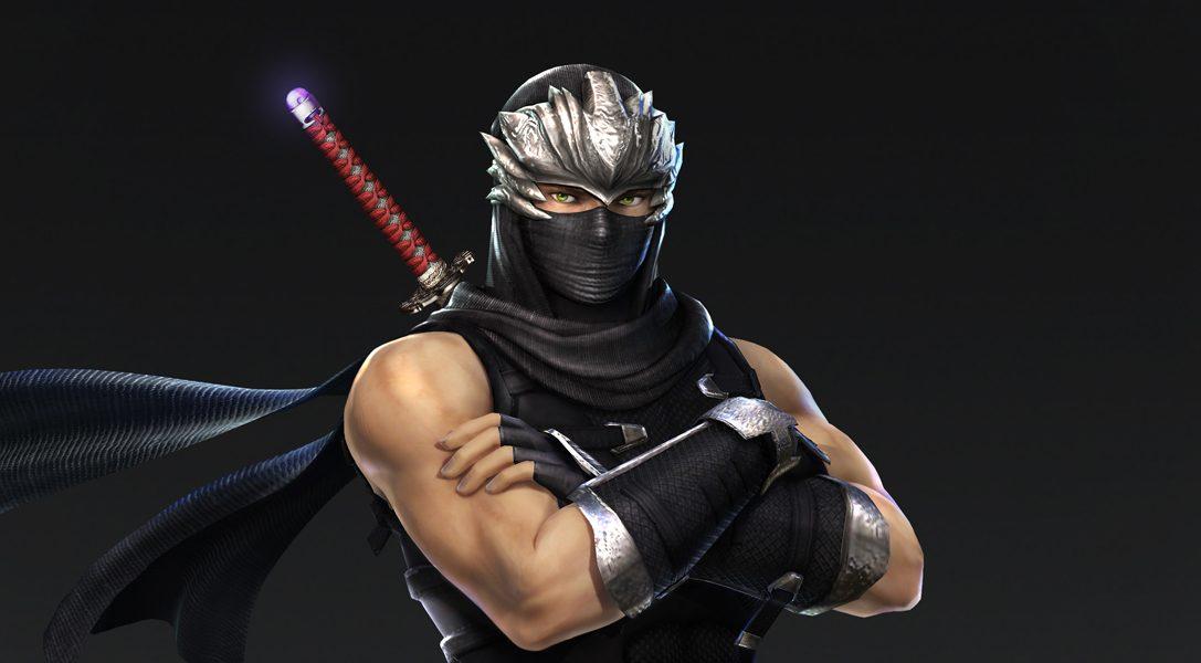 Ryu Hayabusa tritt dem Kampf in Warriors Orochi 4 Ultimate bei