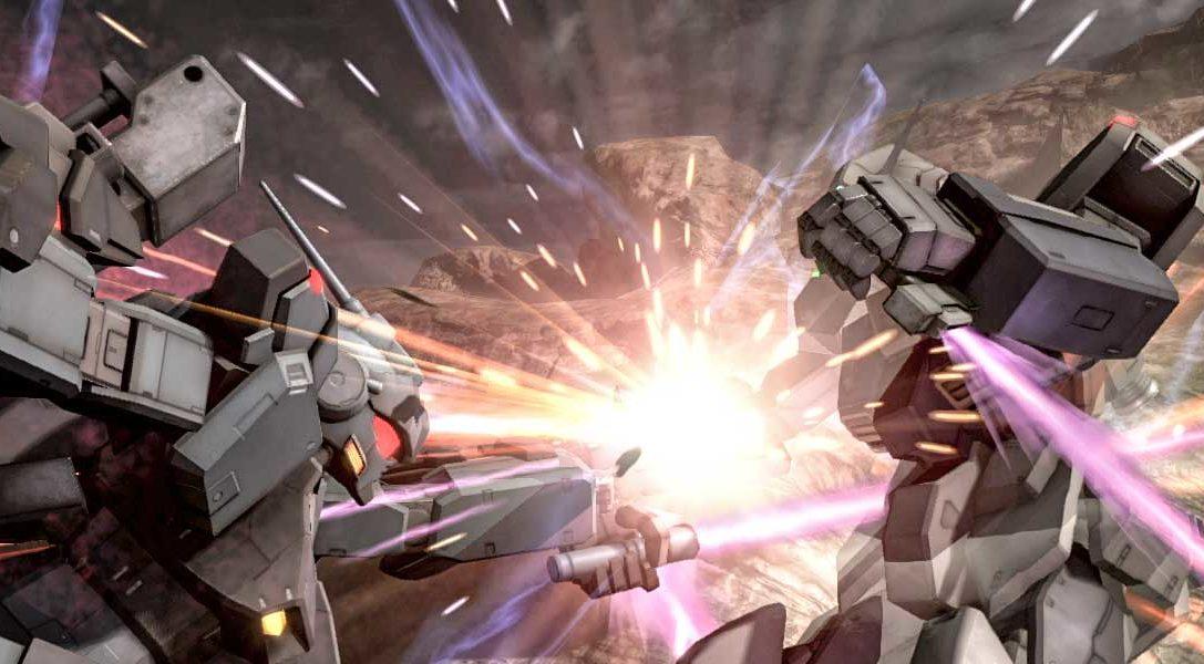 Macht euch bereit für intensive Schlachten mit Mobile Suit Gundam Battle Operation 2