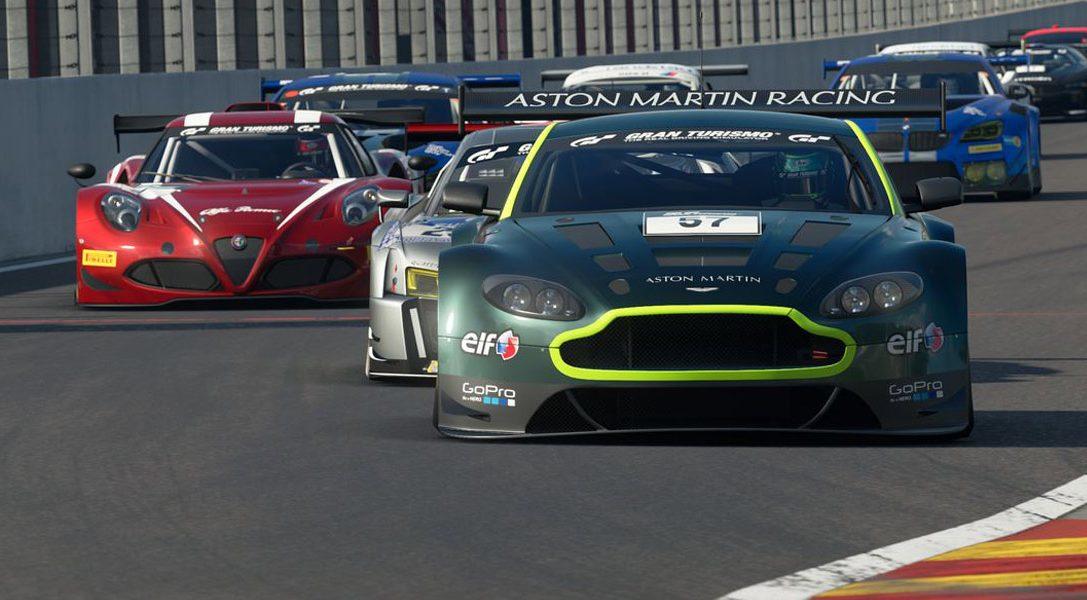 Dies sind die neuen Autos und die Strecke, die im Update 1.47 von GT Sport erscheinen