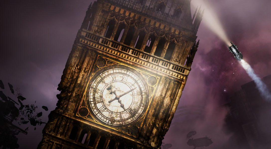 Gothic-Horror-RPG Sunless Skies: Sovereign Edition erscheint für PS4