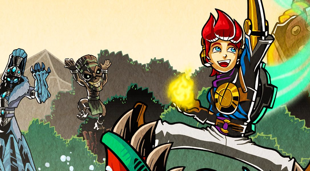 Das epische Oldschool-Adventure A Knight's Quest ist ab sofort für PlayStation 4 erhältlich