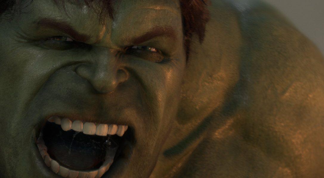 Einblicke in die charakteristische Welt von Marvel's Avengers