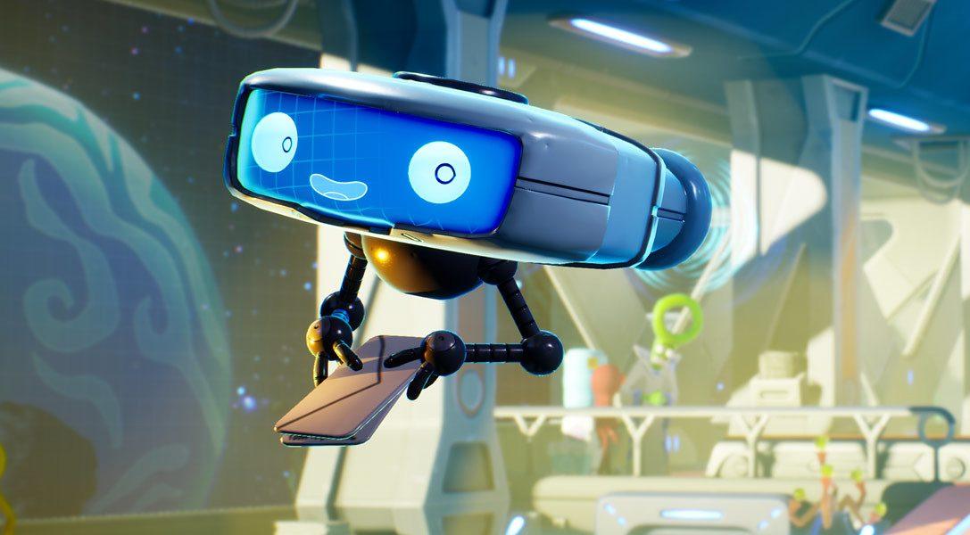 Werft einen ersten Blick auf den Important Cosmic Jobs DLC von Trover Saves the Universe