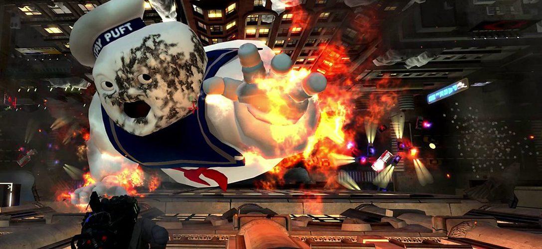 Einblicke in die Entwicklung von Ghostbusters: The Video Game