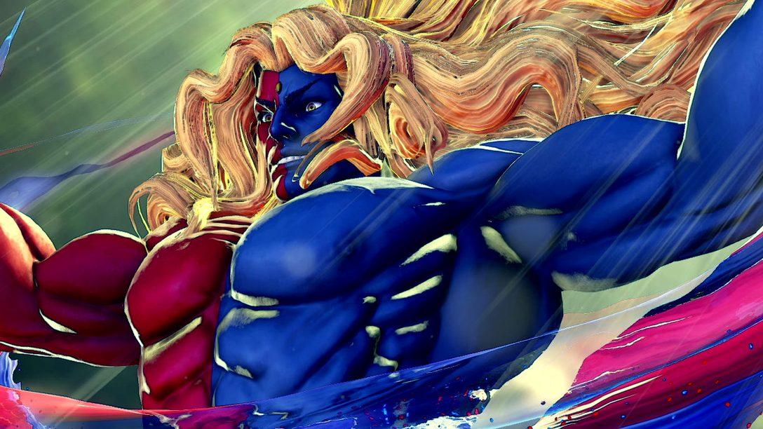 Street Fighter V: Champion Edition für PS4 erscheint nächsten Februar
