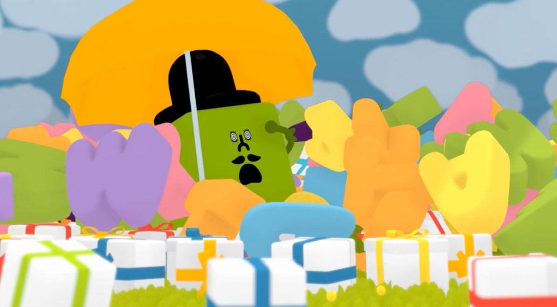 Wattam, das neue Spiel vom Katamari Damacy-Creator, Keita Takahashi, erscheint nächsten Monat