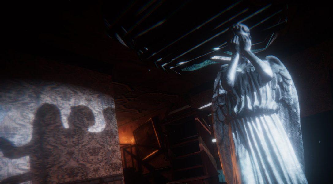 Wie Doctor Who: The Edge of Time die Weinenden Engel auf PSVR entfesselt