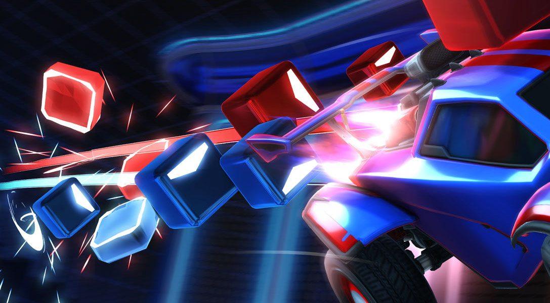 Crossover von Beat Saber und Rocket League ab heute erhältlich