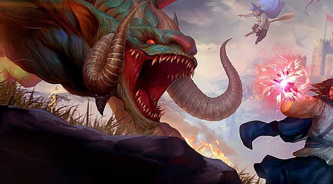 Erschafft Schlösser und zähmt Drachen im heute erscheinenden RPG Citadel: Forged With Fire auf PS4